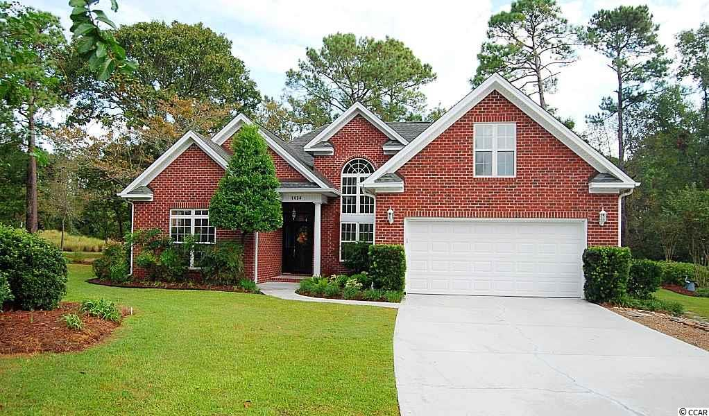 Detached MLS:1821168   1434 Highland Ct. Myrtle Beach SC