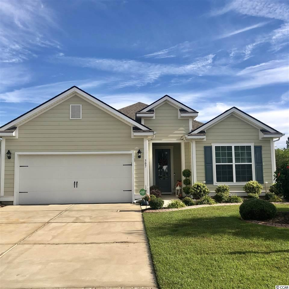 Detached MLS:1821234   307 Coral Beach Circle Surfside Beach SC