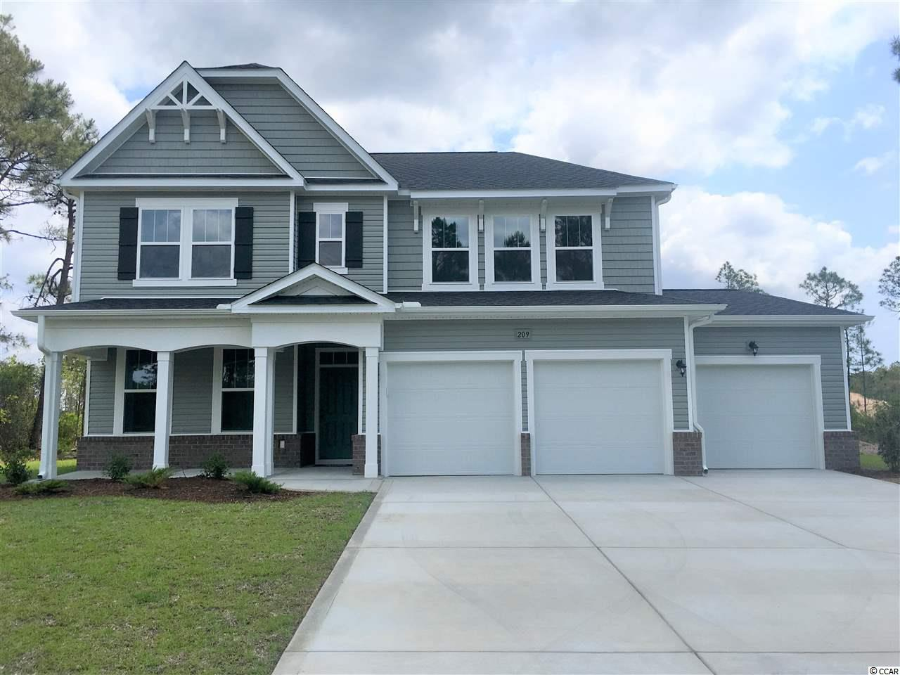 Detached MLS:1821245   209 Astoria Park Loop Conway SC