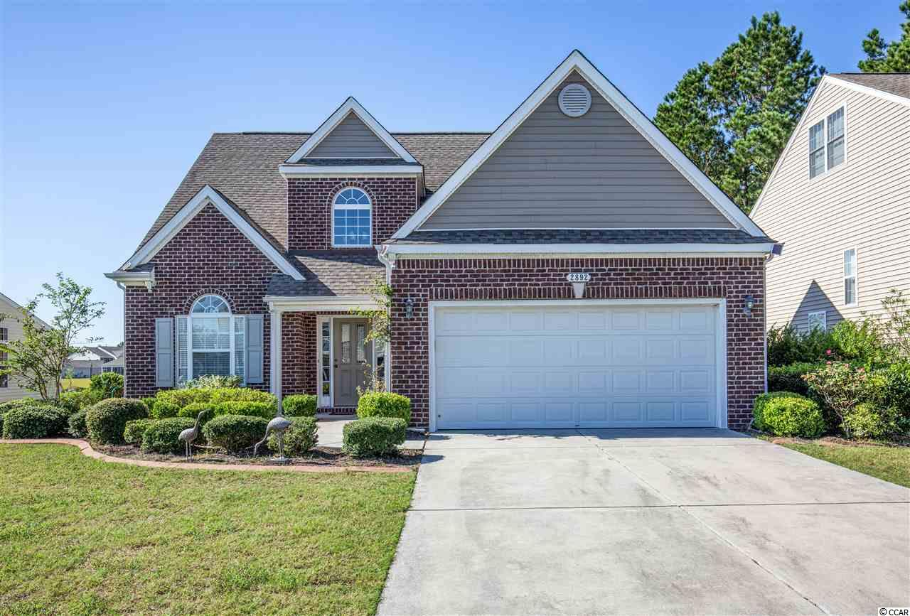 Detached MLS:1821265   2892 Scarecrow Way Myrtle Beach SC
