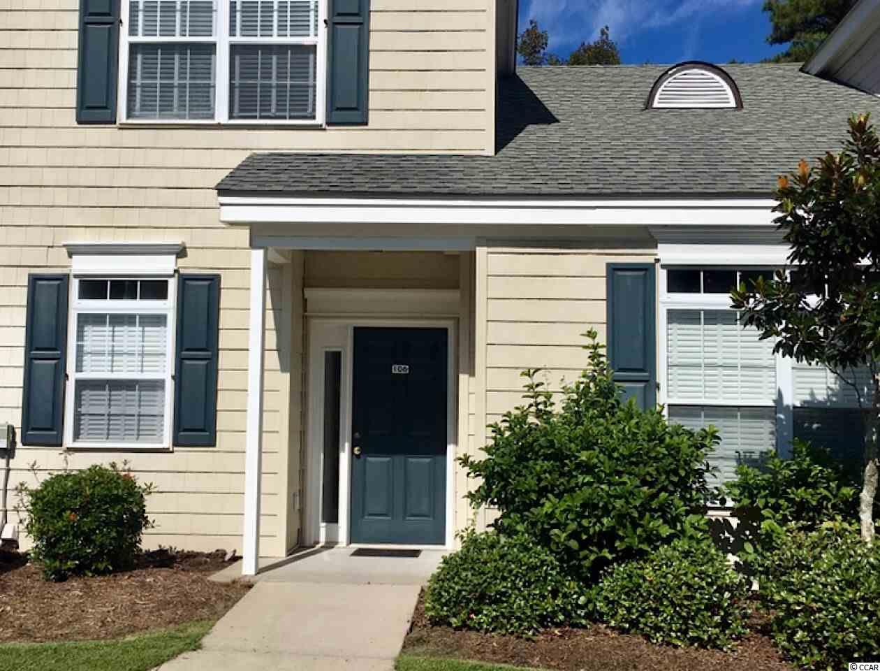 Condo MLS:1821273 VILLAGE@GLENS  130 Scotchbroom Dr. Little River SC
