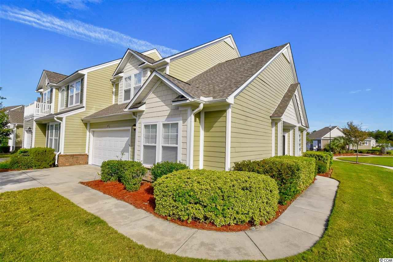 Townhouse MLS:1821294 Heron Bay - Barefoot Resort  6172 Catalina Dr. North Myrtle Beach SC