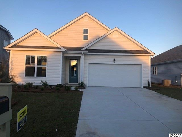 Detached MLS:1821297   456 Corn Flower St. Carolina Shores NC