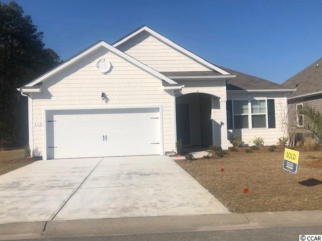 Detached MLS:1821302   492 Corn Flower St. Carolina Shores NC
