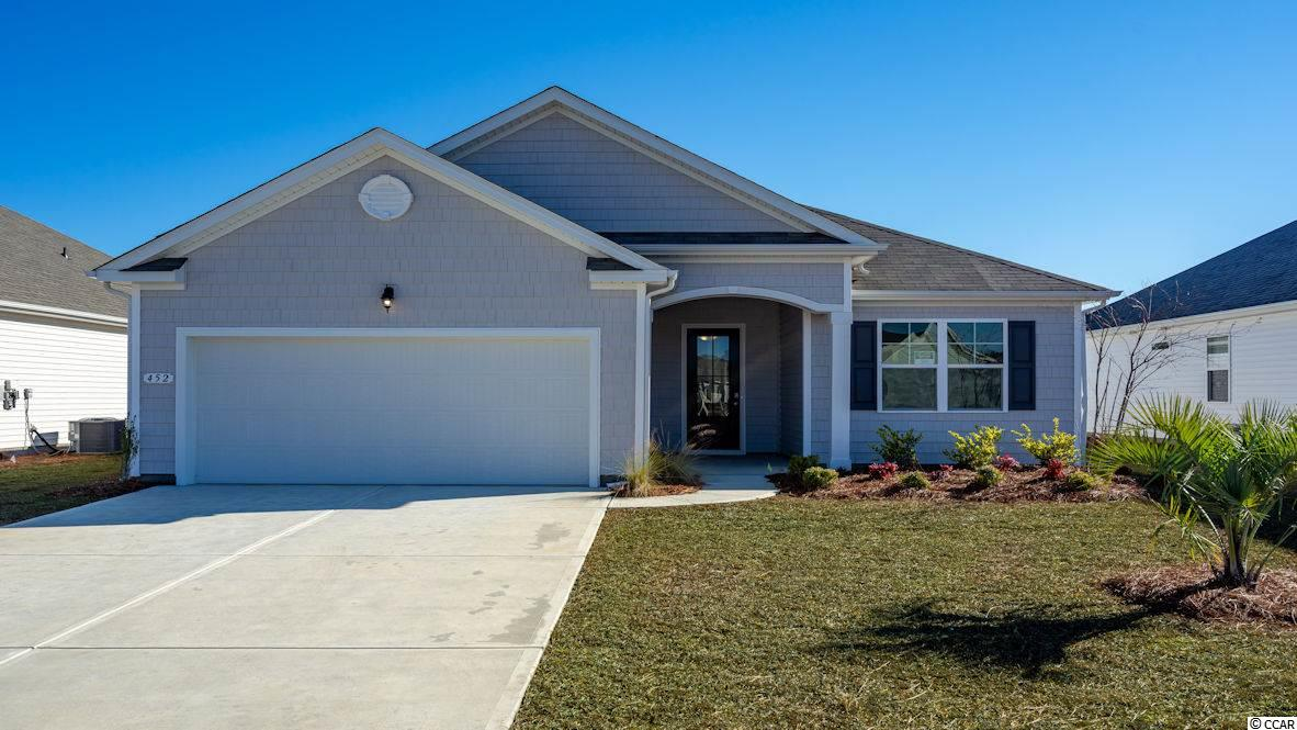 Detached MLS:1821308   452 Corn Flower St. Carolina Shores NC