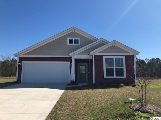 Detached MLS:1821316   1116 Valetto Loop Myrtle Beach SC