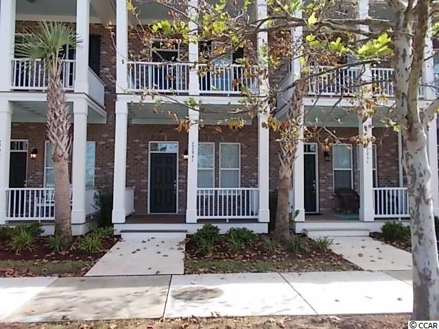 Townhouse MLS:1821325 Market Common, The  2794 Howard Ave. Myrtle Beach SC