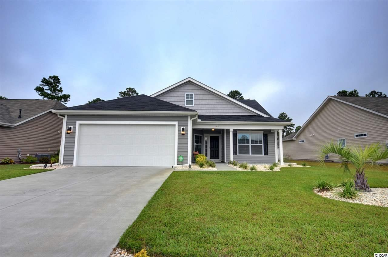 Detached MLS:1821347   685 Old Castle Loop Myrtle Beach SC