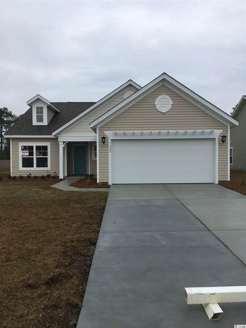 Detached MLS:1821361   353 Cardita Loop Myrtle Beach SC