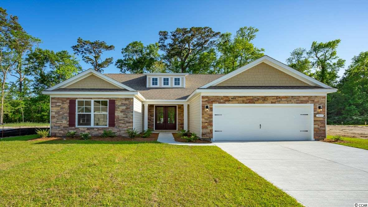 Detached MLS:1821363   167 Castaway Key Dr. Pawleys Island SC
