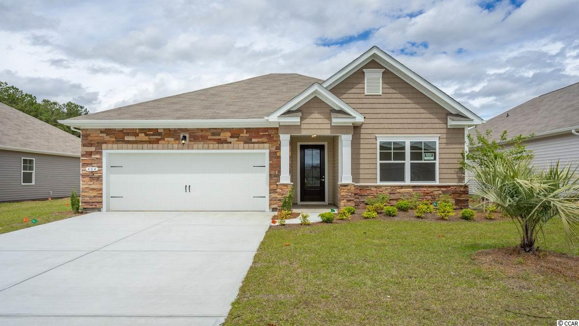 Detached MLS:1821364   484 Corn Flower St. Carolina Shores NC