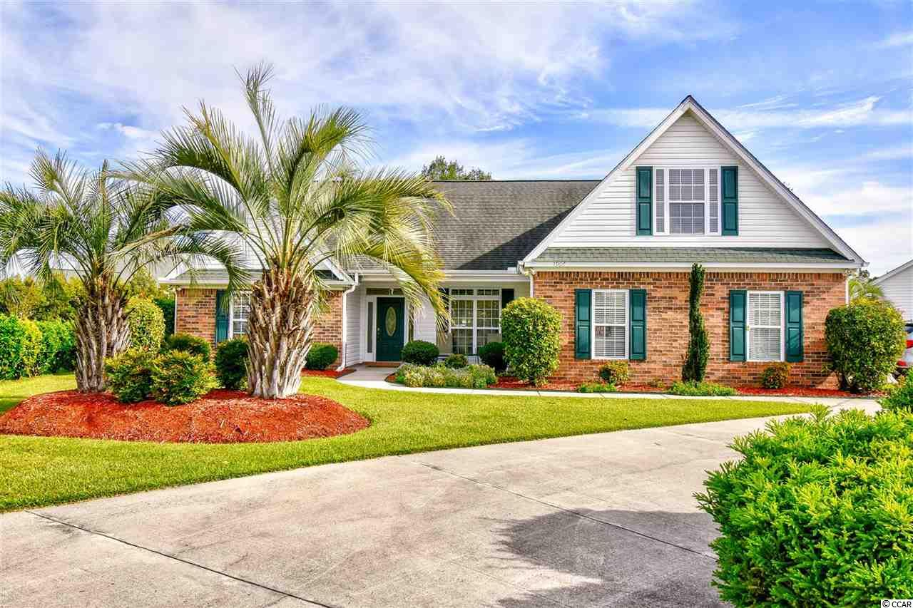 Detached MLS:1821397   1906 Squealer Lake Covey Myrtle Beach SC