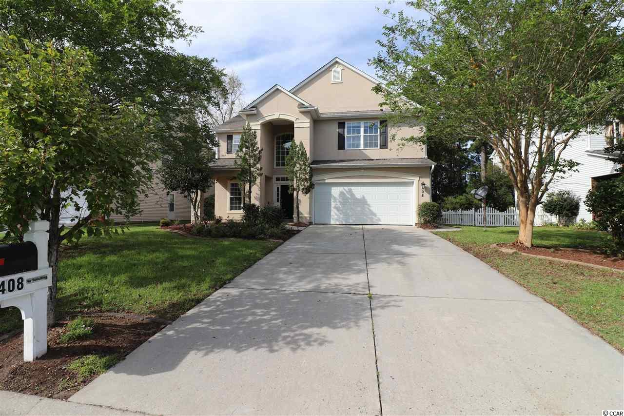 Detached MLS:1821399   408 Blackberry Ln. Myrtle Beach SC