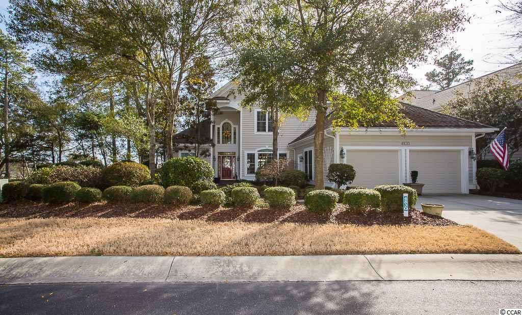 Detached MLS:1821407   4830 Bucks Bluff Dr. North Myrtle Beach SC