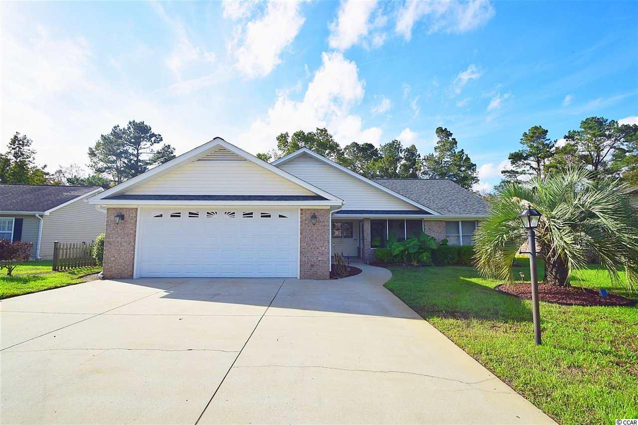 Detached MLS:1821408   4338 Bradford Circle Myrtle Beach SC