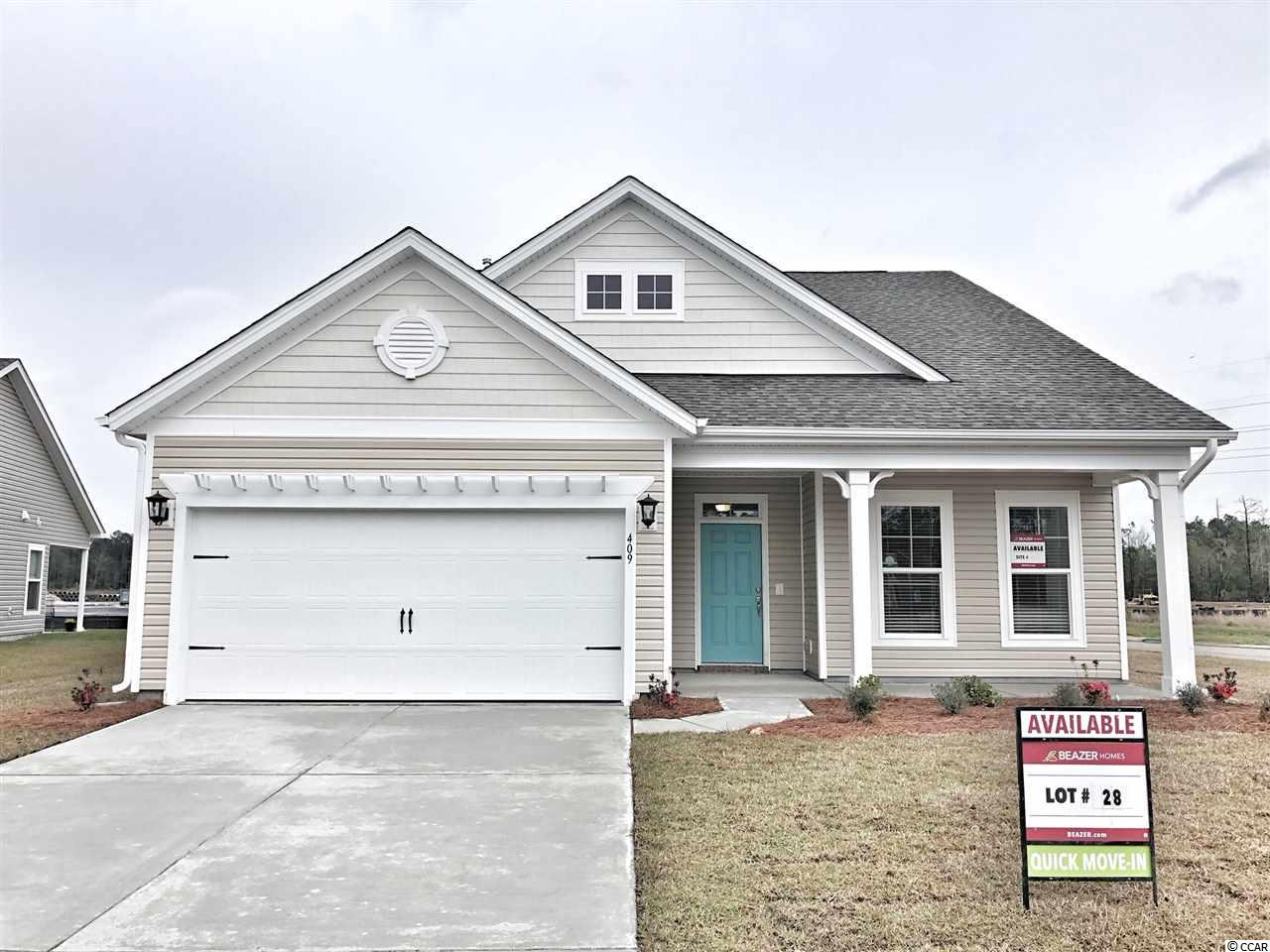 Detached MLS:1821431   409 Cardita Loop Myrtle Beach SC