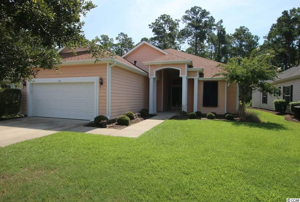 Detached MLS:1821440   134 Sugar Loaf Ln. Murrells Inlet SC