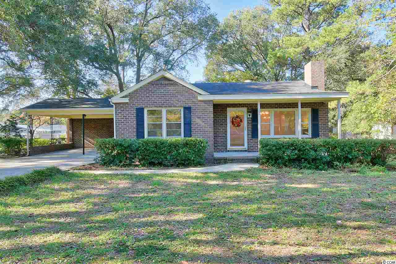 Detached MLS:1821476   1001 Brinkley St. Georgetown SC