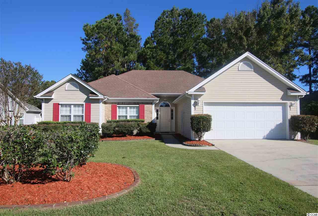 Detached MLS:1821518   3952 Lochview Dr. Myrtle Beach SC