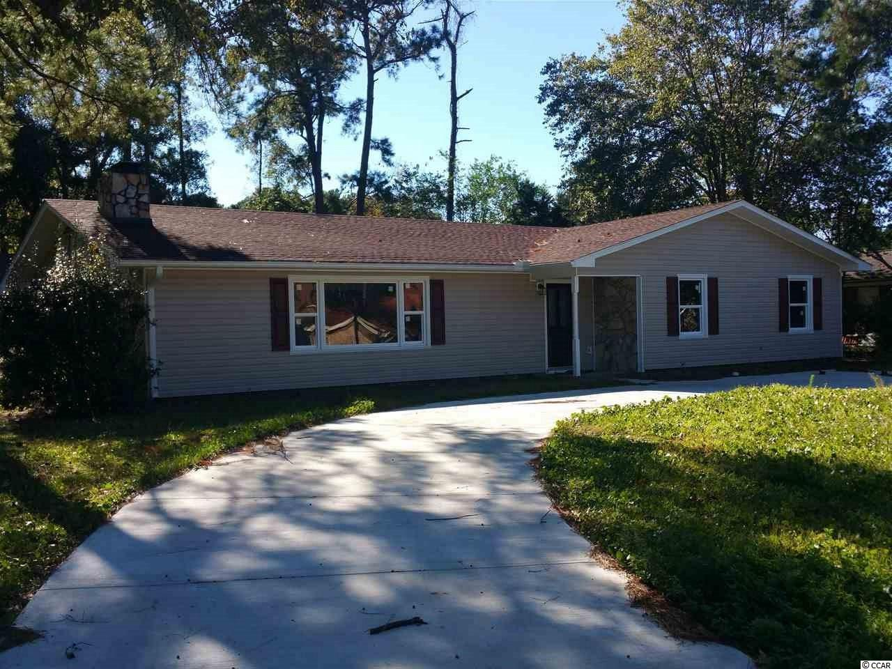 Detached MLS:1821556   1591 Gibson Ave. Myrtle Beach SC