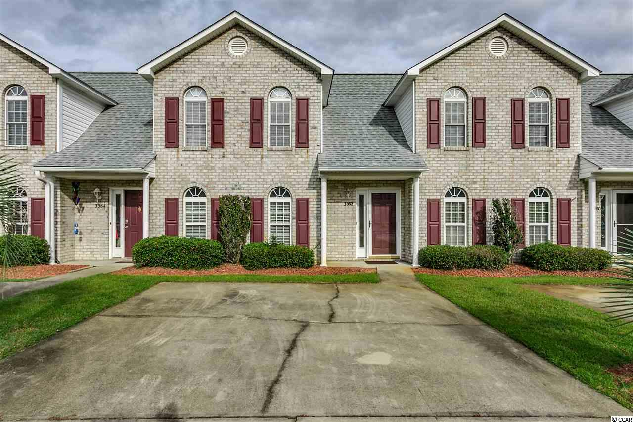 Townhouse MLS:1821571 TYBRE DOWNS  3982 Tybre Downs Circle Little River SC
