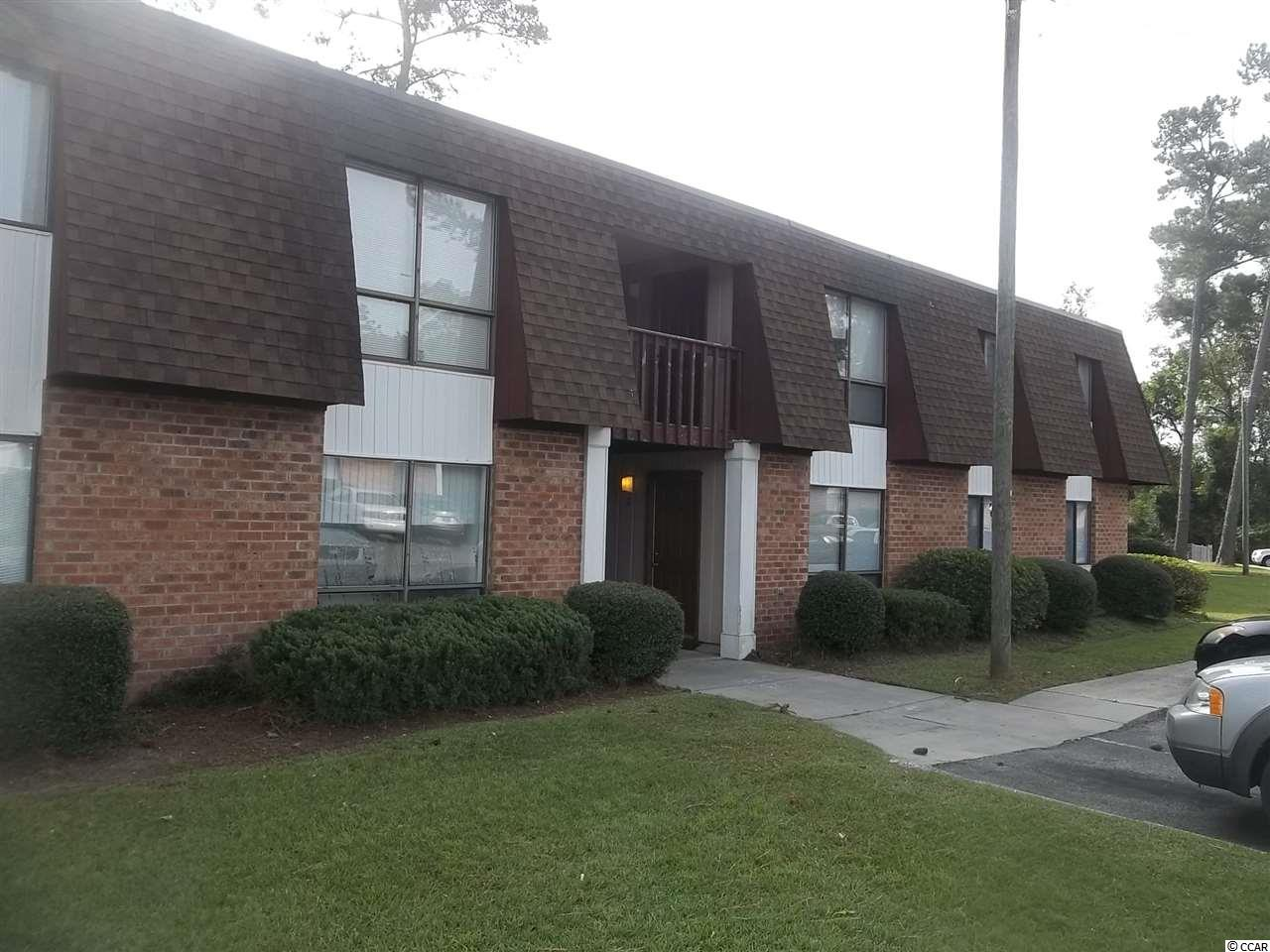Condo MLS:1821577 Carolina Village - Conway  Unit A-8 Carter Dr. Conway SC