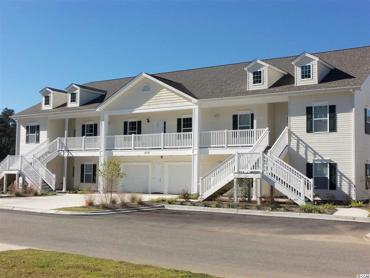 Lake/Pond View Condo in Marcliffe West at Blackmoor : Murrells Inlet South Carolina