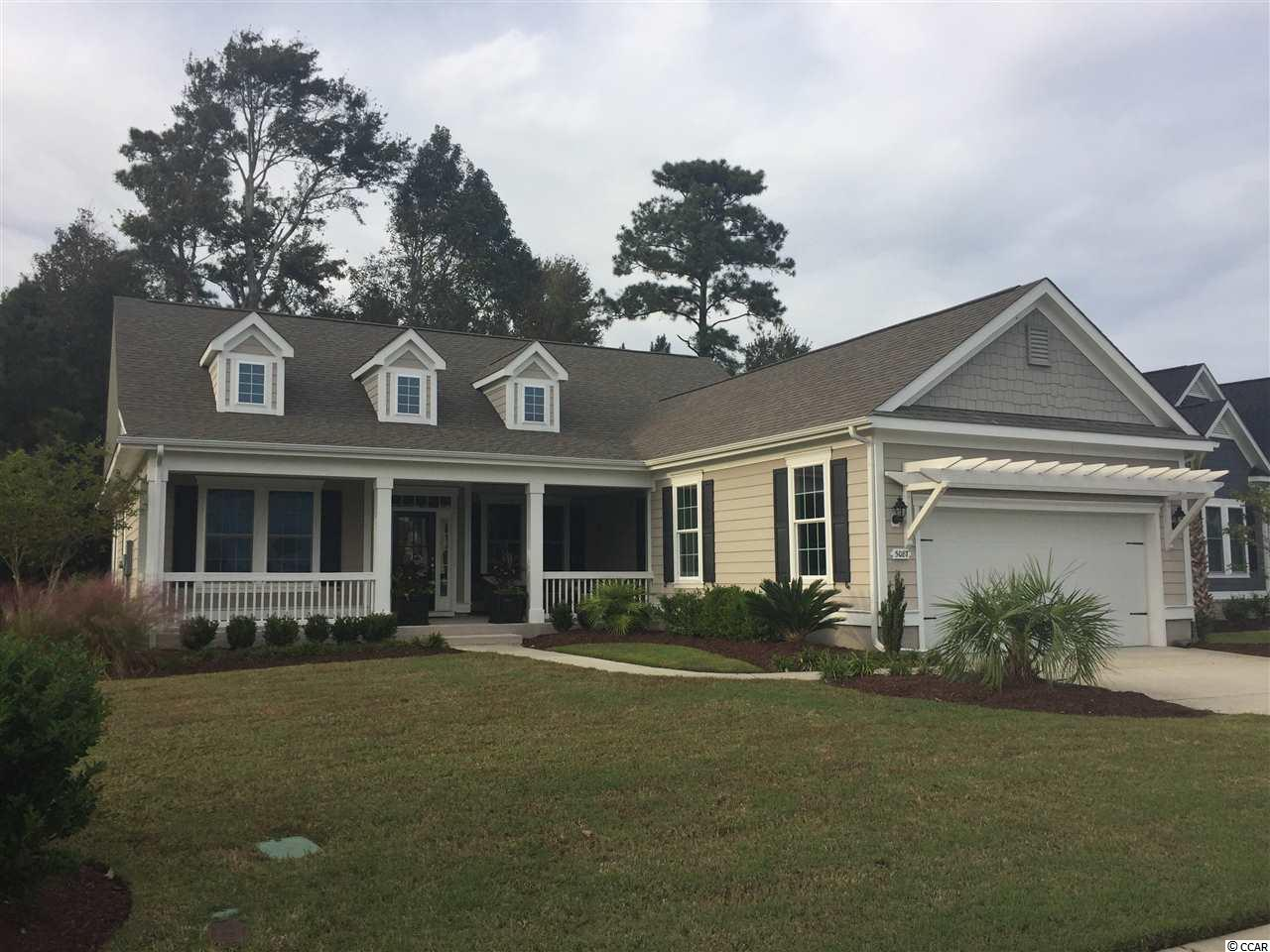 Detached MLS:1821609   5087 Middleton View Dr. Myrtle Beach SC