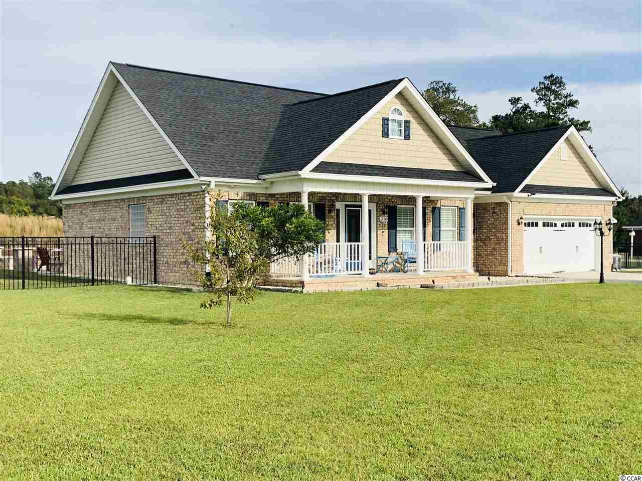 Detached MLS:1821646   370 Farmtrac Dr. Galivants Ferry SC