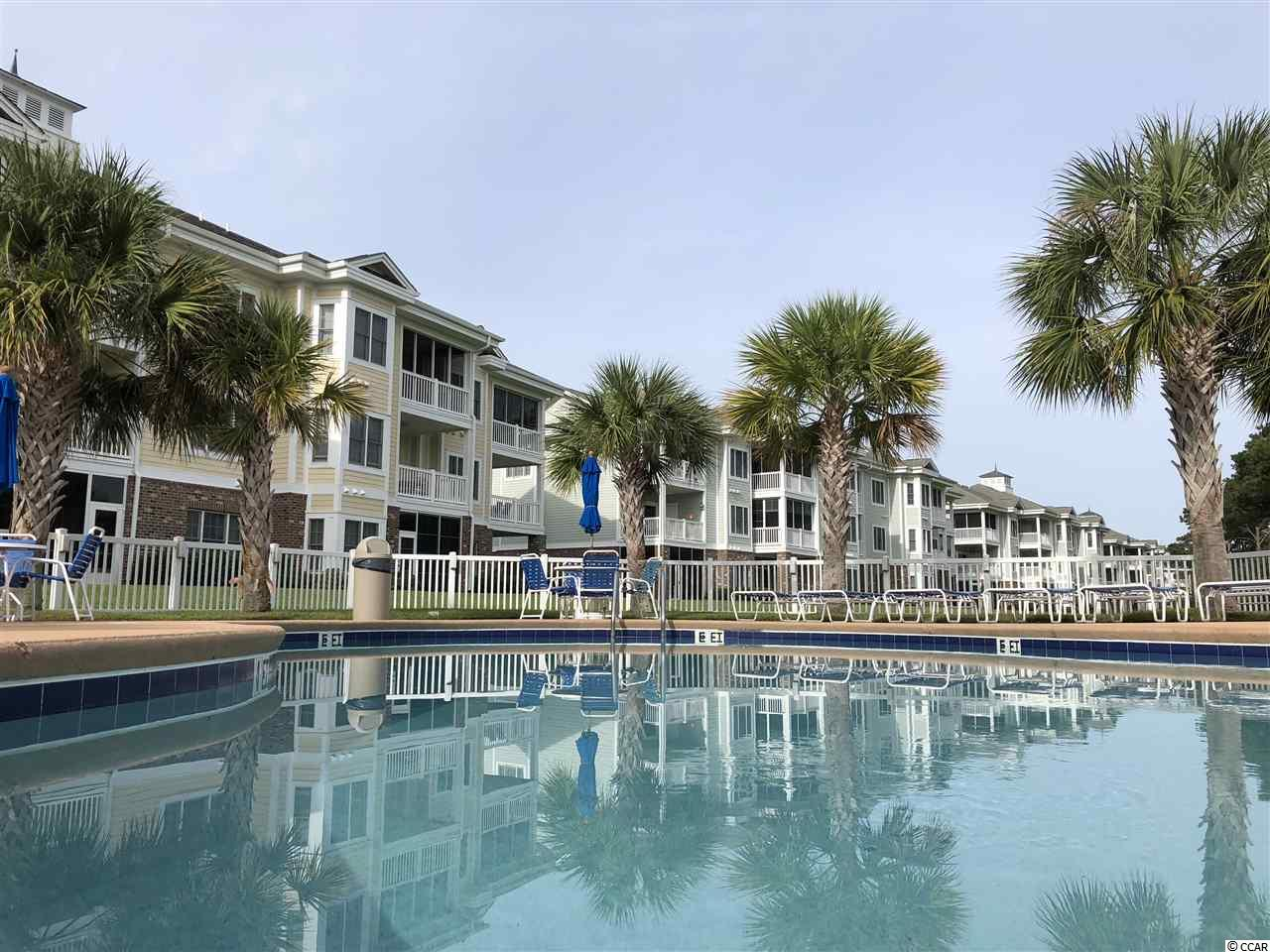 Golf Course View,End Unit Condo in Magnolia Pointe : Myrtle Beach South Carolina