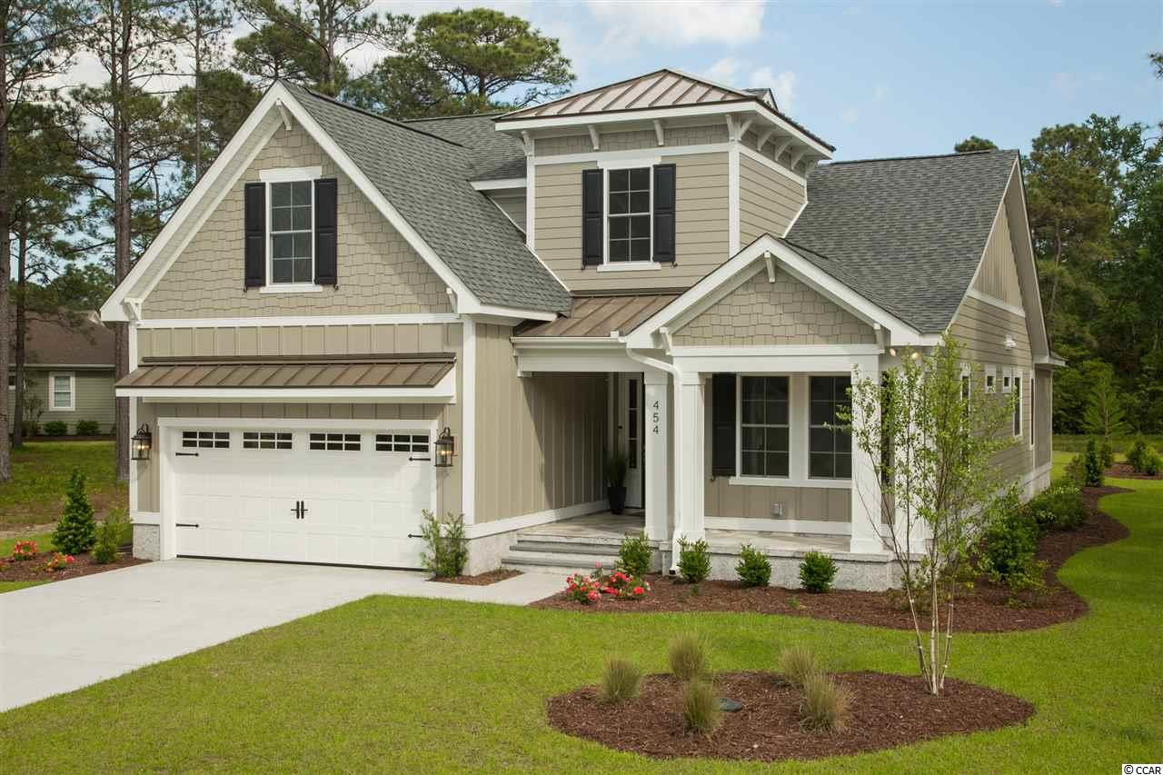 Detached MLS:1821692   454 Seabury Ln. Myrtle Beach SC