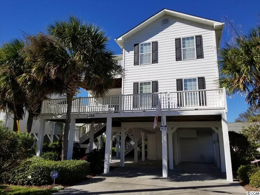 Detached MLS:1821700   1308 Perrin Dr. North Myrtle Beach SC