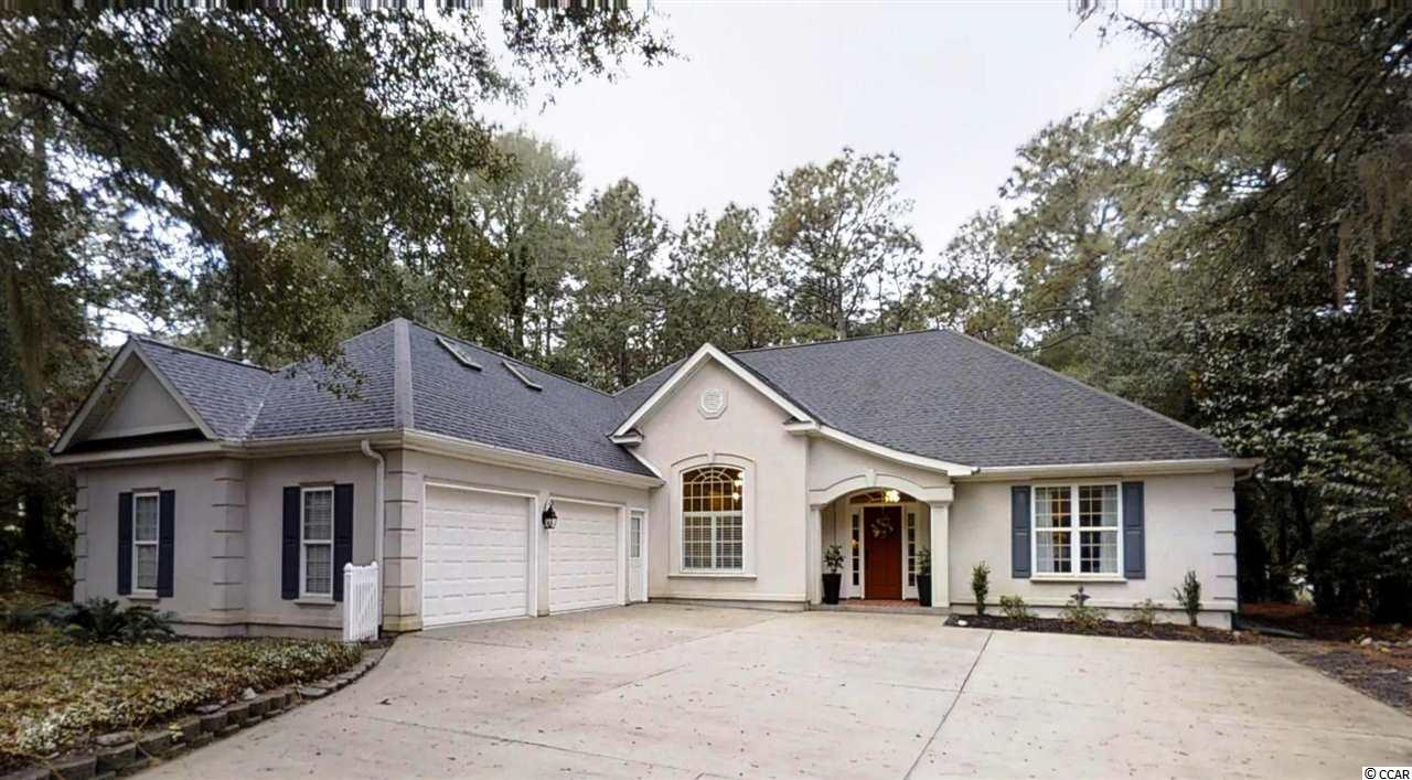 Detached MLS:1821702   18 Saint Annes Pl. Pawleys Island SC
