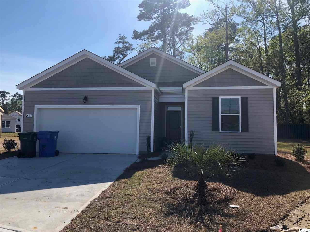 Detached MLS:1821732   2904 Lunar Ct. Myrtle Beach SC