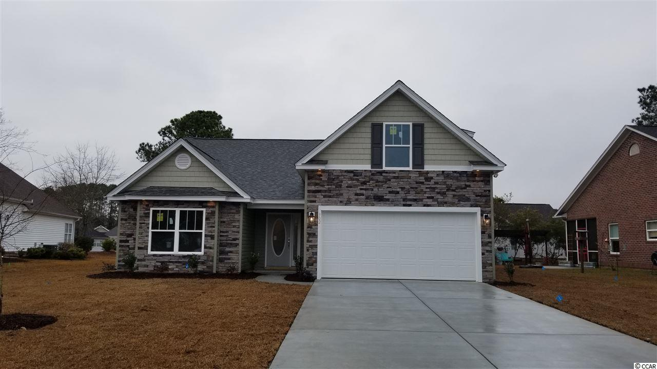 Detached MLS:1821747   902 Tyger River Ct. Myrtle Beach SC