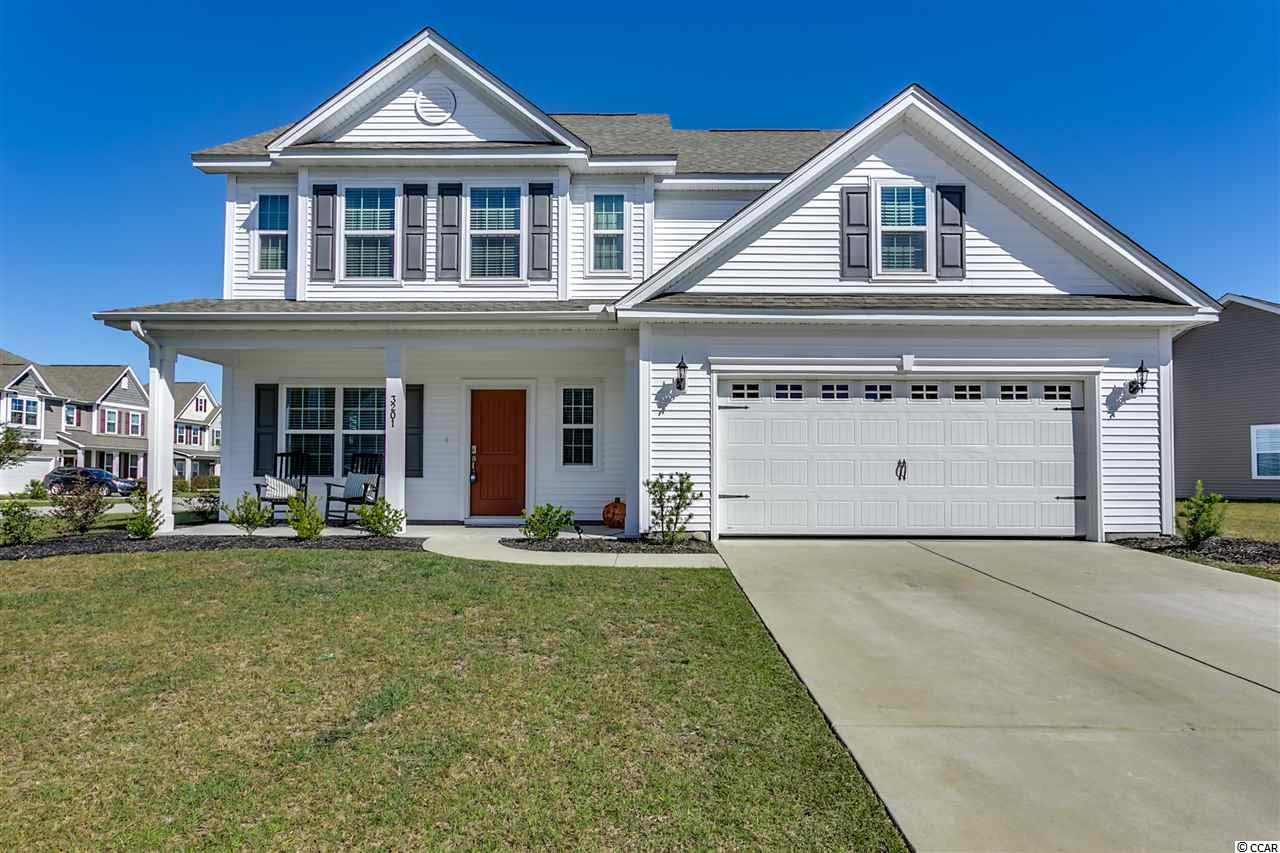 Detached MLS:1821776   3201 Saddlewood Circle Myrtle Beach SC