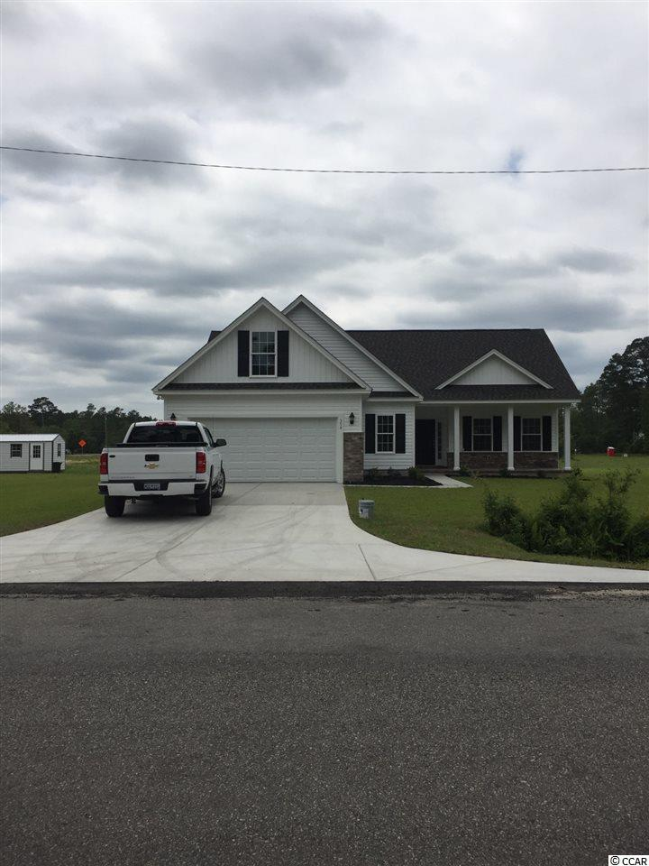Detached MLS:1821803   354 Carolina Dr. Loris SC