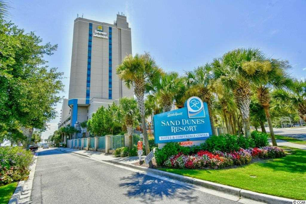 Condo MLS:1821814 SAND DUNES PHII  201 74th Ave. N Myrtle Beach SC