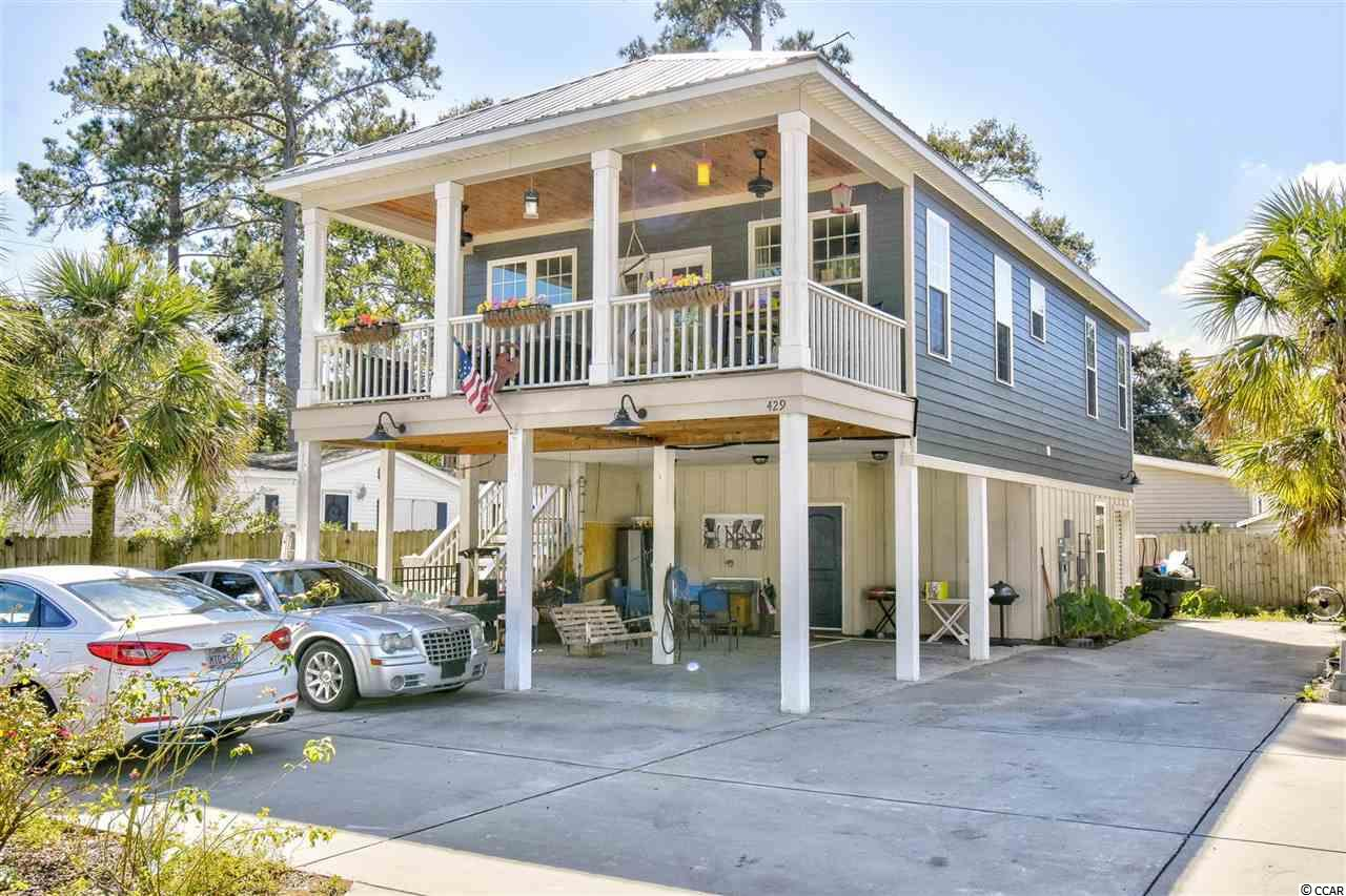 Detached MLS:1821820   429 Cypress Ave. Murrells Inlet SC