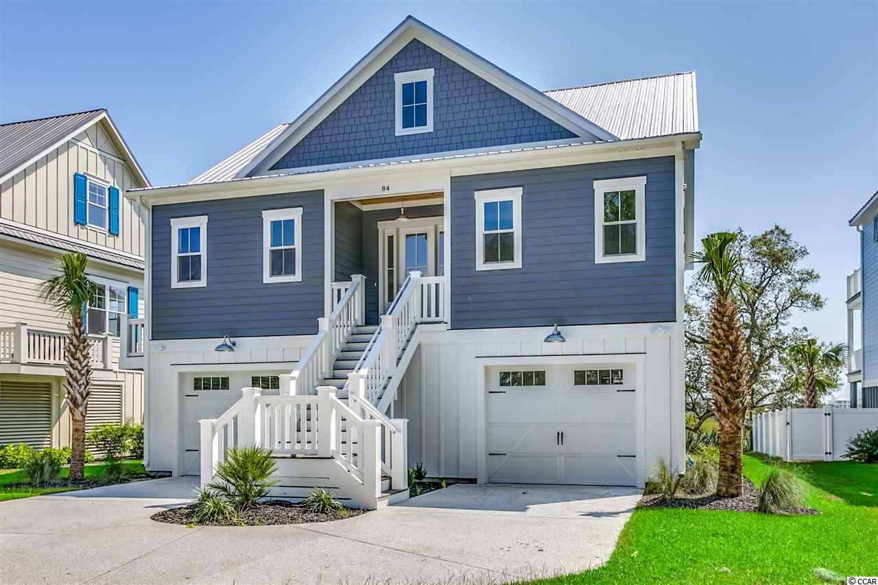 Detached MLS:1821853   84 Marsh Grass Way Pawleys Island SC