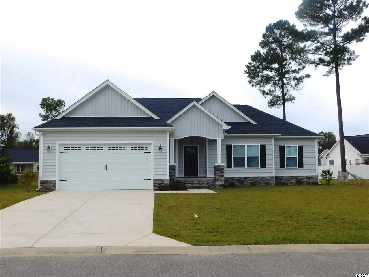 Detached MLS:1821855   321 Canyon Dr. Conway SC