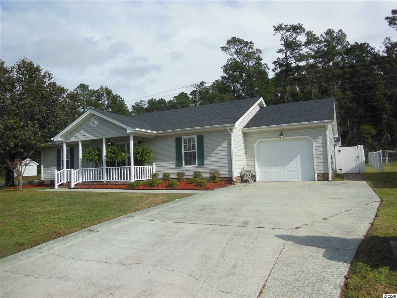 Detached MLS:1821876   4506 Bradford Circle Myrtle Beach SC