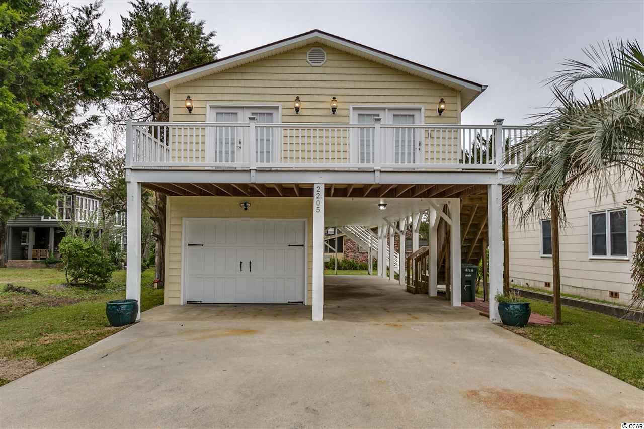 Detached MLS:1821910   2205 Nixon St. North Myrtle Beach SC