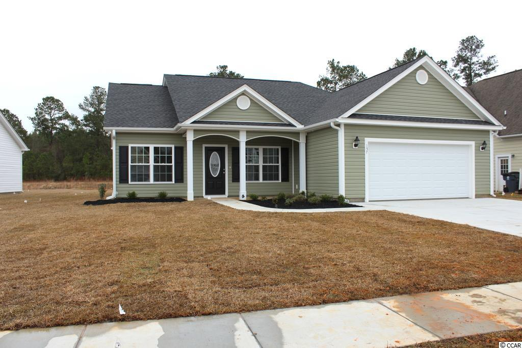 Detached MLS:1821919   157 Barons Bluff Dr. Conway SC