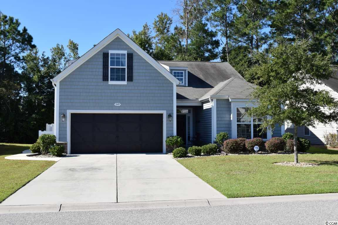 Detached MLS:1821961   249 Golden Oaks Dr. Murrells Inlet SC