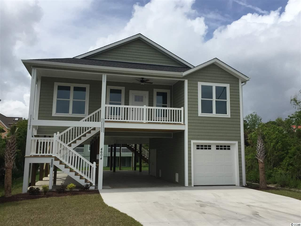 Detached MLS:1821973   4604 Eyerly St. North Myrtle Beach SC