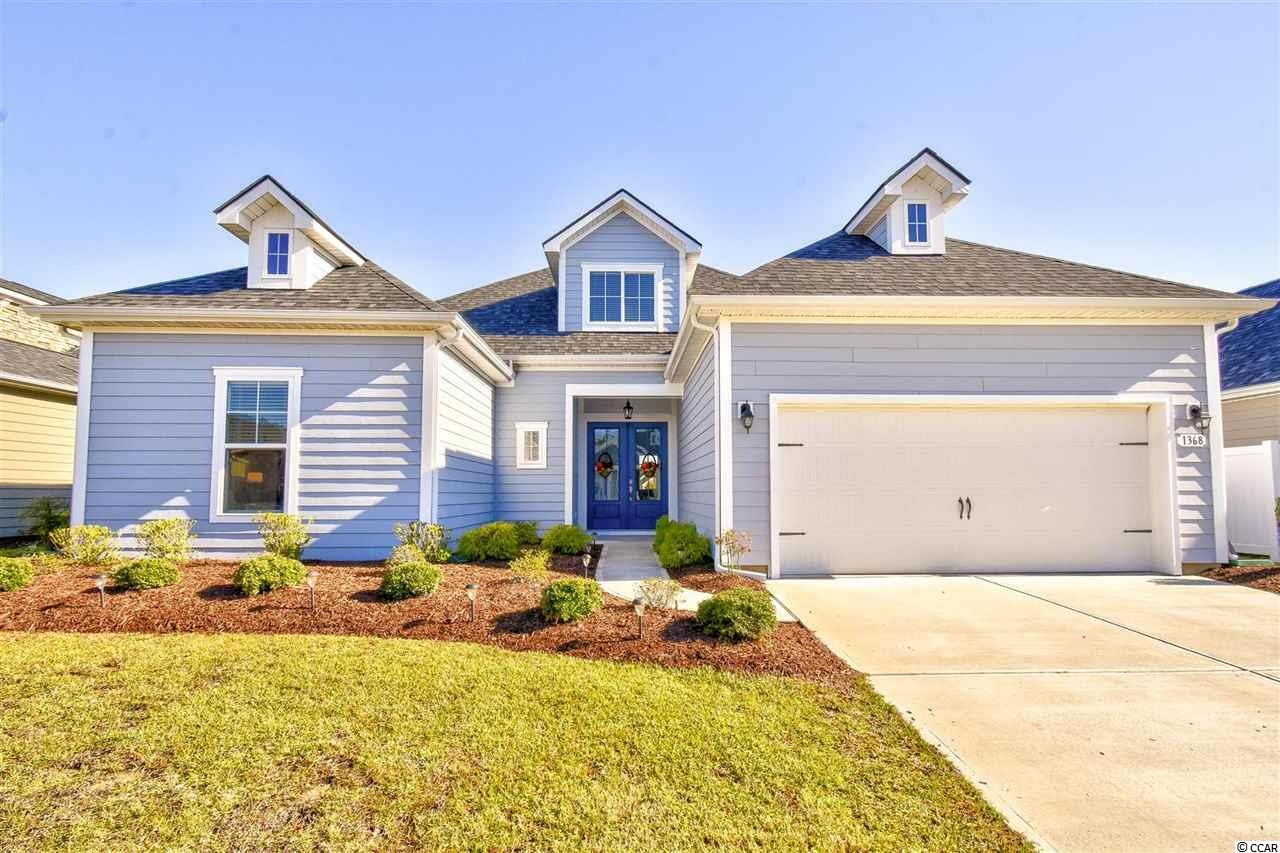 Detached MLS:1821989   1368 Culbertson Ave. Myrtle Beach SC