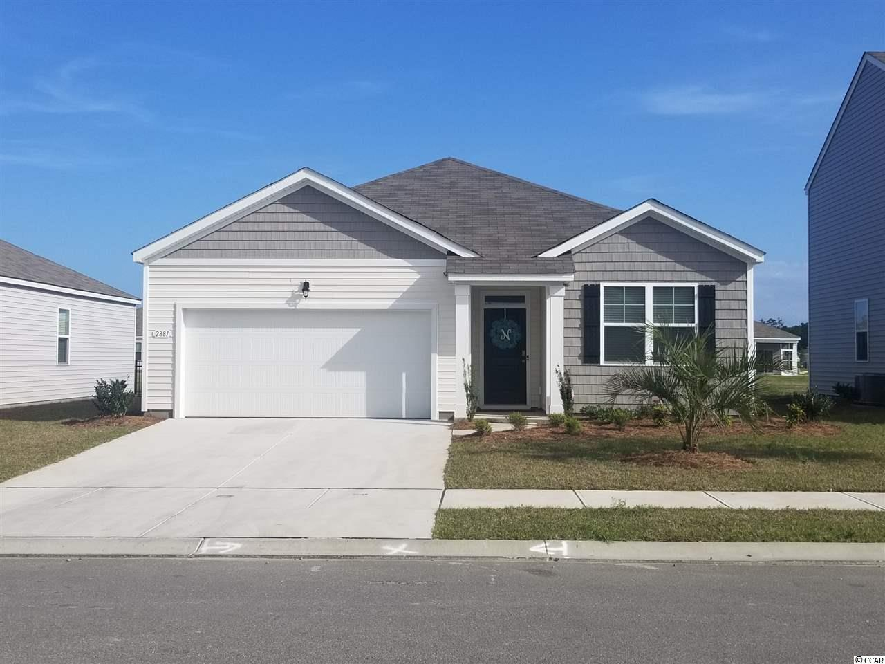 Detached MLS:1822037   2881 Ophelia Way Myrtle Beach SC