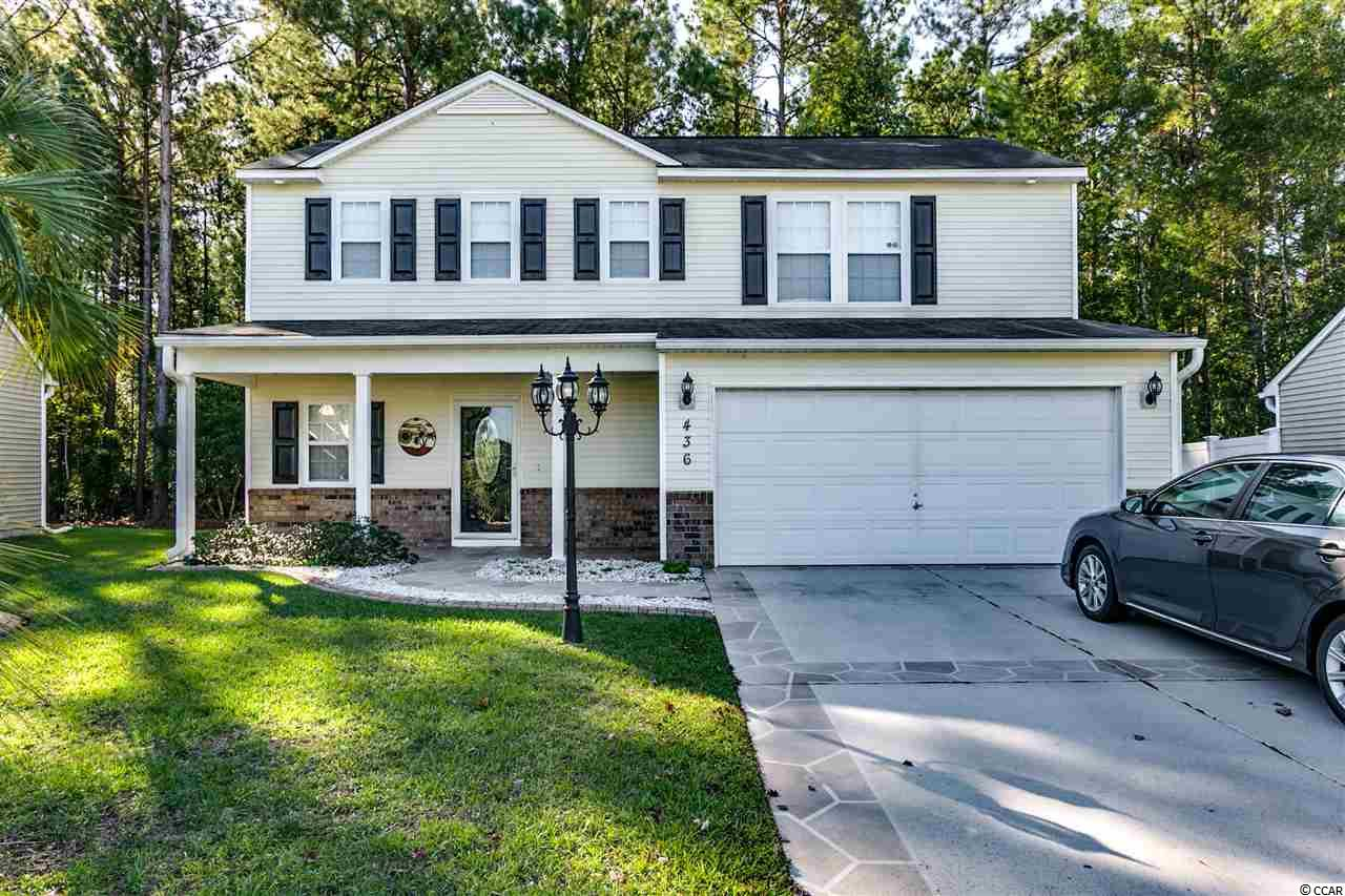 Detached MLS:1822080   436 Belle Grove Dr. Myrtle Beach SC