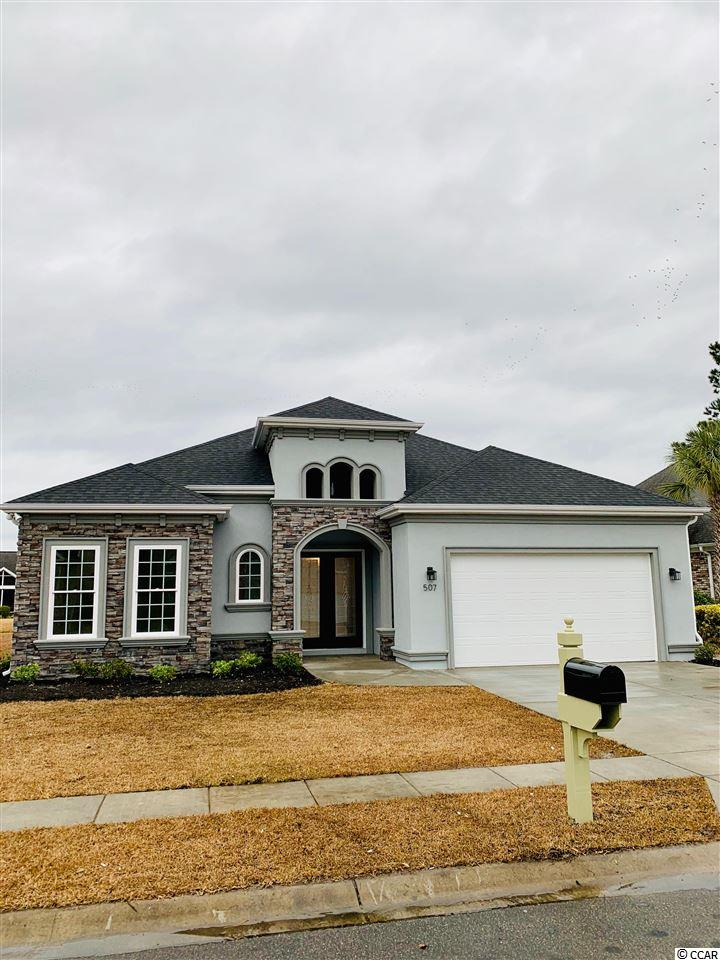Detached MLS:1822084   507 Quincey Hall Dr. Myrtle Beach SC